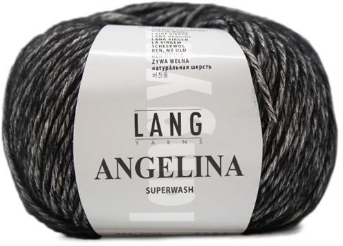 Lang Yarns Angelina 004 Black