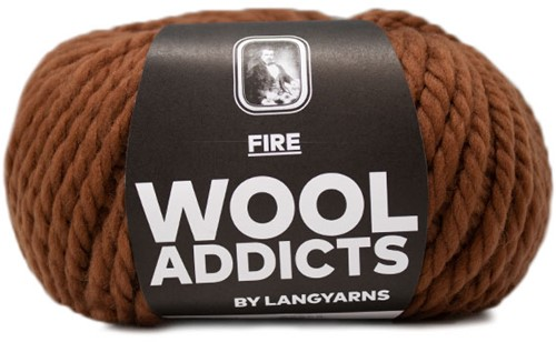 Wooladdicts Be Golden Pullover Strickpaket 1 XL Amber