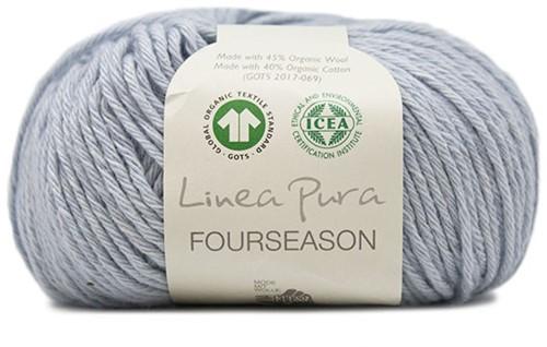 Lana Grossa Fourseason 001 Light Blue