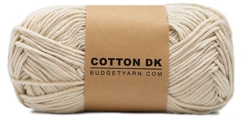 Budgetyarn Cotton DK 003 Ecru
