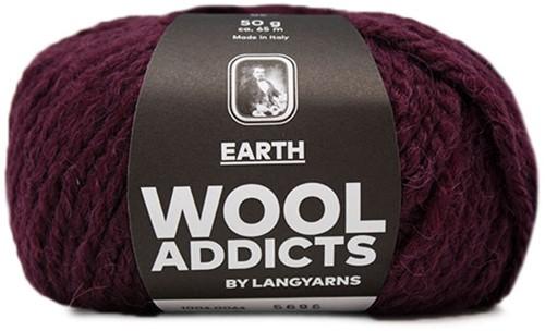 Lang Yarns Wooladdicts Earth 064