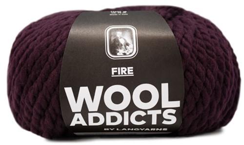 Lang Yarns Wooladdicts Fire 064