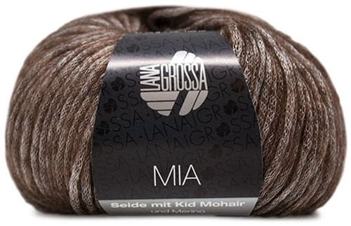 Lana Grossa Mia 009 Brown