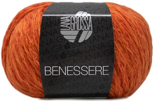 Lana Grossa Benessere 011 Orange