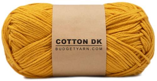 Budgetyarn Cotton DK 015 Mustard