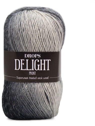 Drops Delight 01 Grey