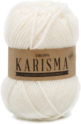 Drops Karisma Uni Colour 01 Off-white