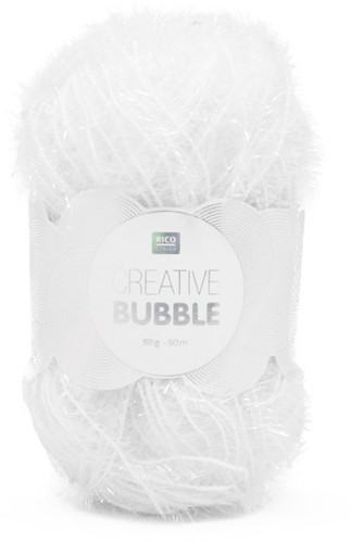 Rico Creative Bubble 01 White