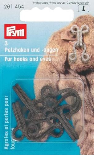 Prym Pelzhaken-und Augen