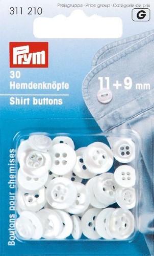 Prym Polyesterknöpfe