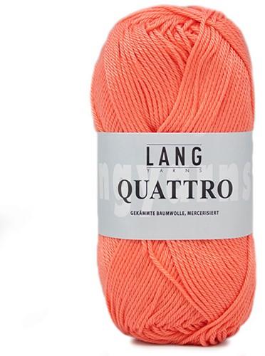 Lang Yarns Quattro 029 Coral