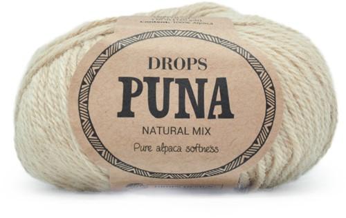 Drops Puna Natural Mix 02 Beige