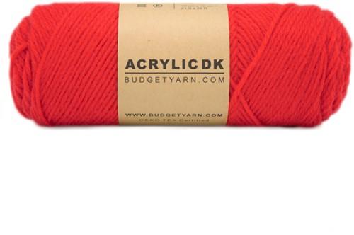 Budgetyarn Acrylic DK 032 Pepper