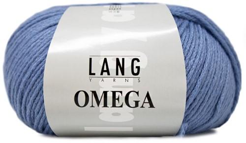 Lang Yarns Omega 033 Light Jeans