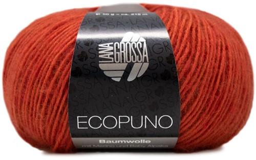 Lana Grossa Ecopuno 034 Red-Orange