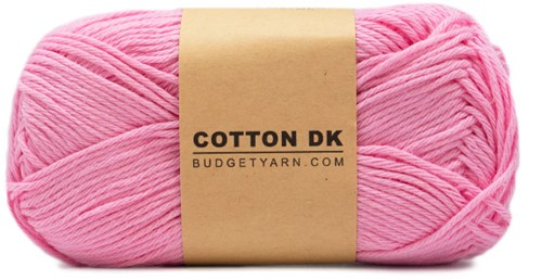 Budgetyarn Cotton DK 037 Cotton Candy