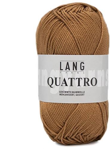 Lang Yarns Quattro 039 Light Brown