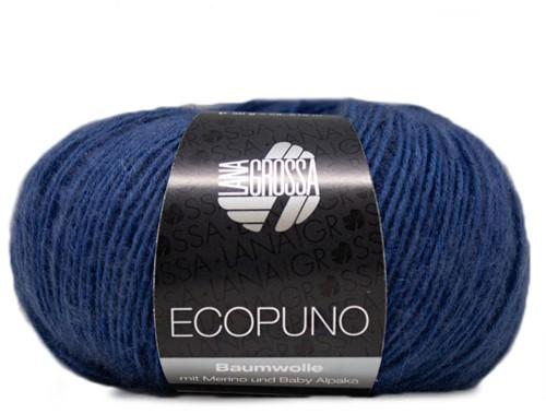Lana Grossa Ecopuno 042 Blau