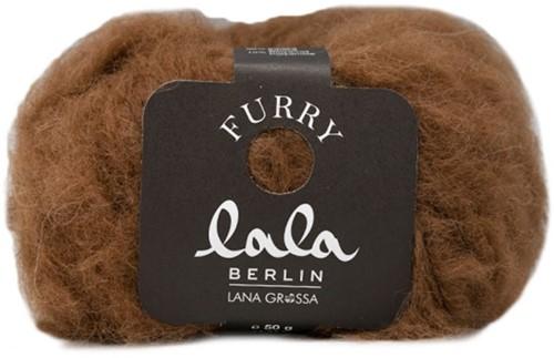 Lana Grossa Lala Berlin Furry 004 Brown