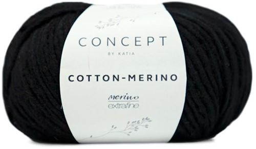 Katia Cotton-Merino 59 Black