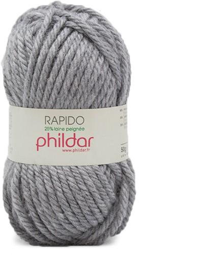 Phildar Rapido 1447 Acier