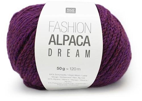 Rico Fashion Alpaca Dream 05 Purple