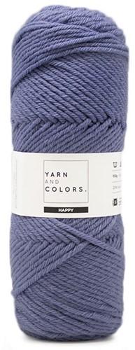 Yarn and Colors Maxi Cardigan Strickpaket 8 S/M Denim