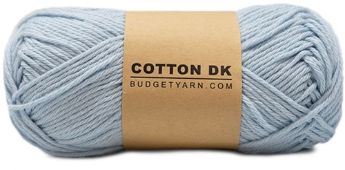 Budgetyarn Cotton DK 063 Ice Blue