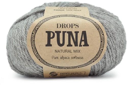 Drops Puna Natural Mix 06 Grey