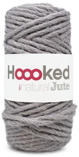 Hoooked Natural Jute 06 Grey Mist