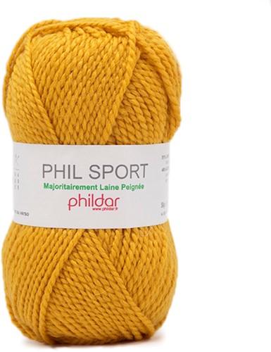 Phildar Phil Sport 1019 Ambre