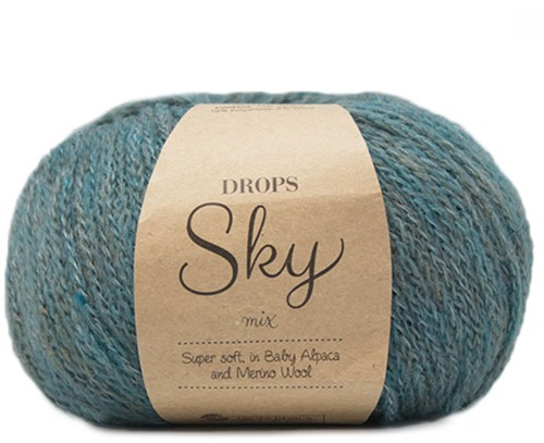 Drops Sky Mix 06 Sea Green