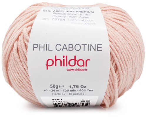Phil Cabotine Kinderjacke Strickpaket 1 6 Jahre Peau