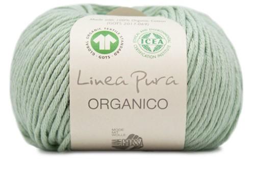 Lana Grossa Organico Uni 072 Soft Green