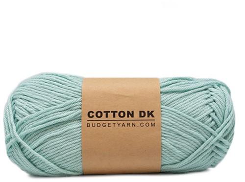 Budgetyarn Cotton DK 073 Jade Gravel