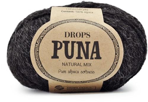 Drops Puna Natural Mix 08 Black