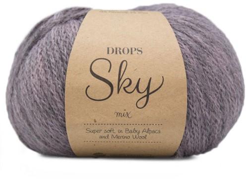 Drops Sky Mix 08 Lavender