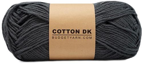 Budgetyarn Cotton DK 098 Graphite