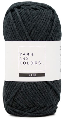 Yarn and Colors Tank Top Strickpaket 4 Graphite XL