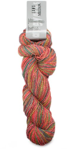Lang Yarns Milton 9 Rose/Green/Mint