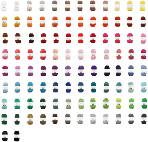 Yarn and Colors Epic Alle Farben Paket