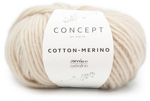 Katia Cotton-Merino 101 Light beige