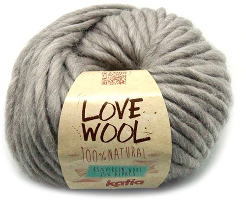 Katia Love Wool 102 Medium beige