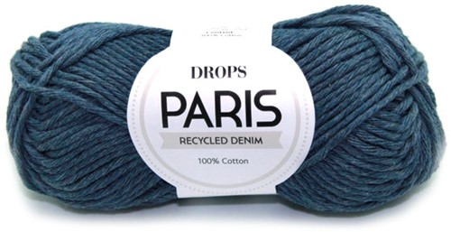 Drops Paris Recycled Denim 103 Dark-wash