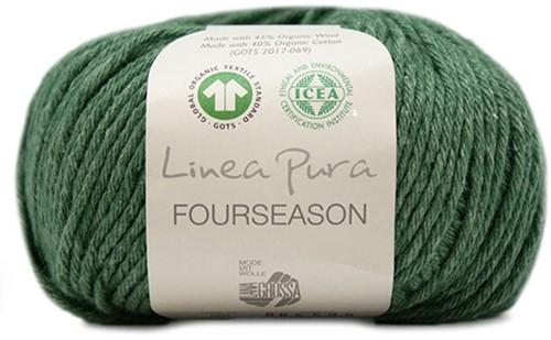 Fourseason Pullover Strickpaket 2 36/38 Green