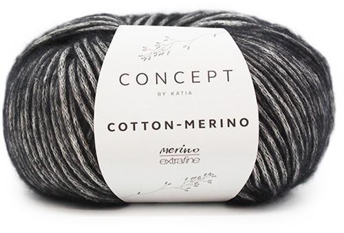 Katia Cotton-Merino 108 Black