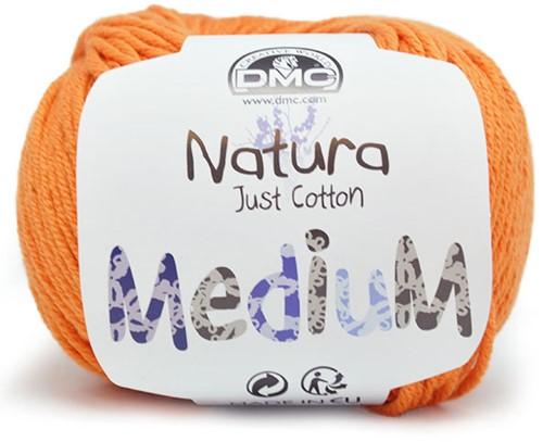 DMC Natura Medium 109 Oranger