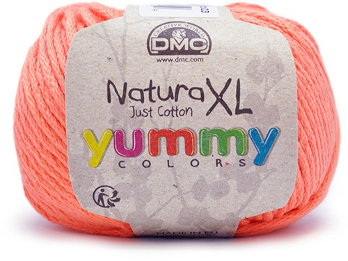 DMC Natura XL 109 Orange