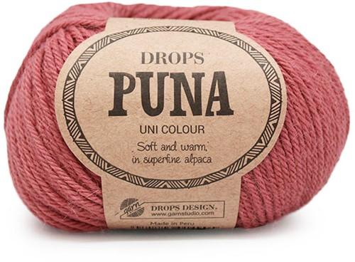 Drops Puna Uni Colour 10 Altrosa