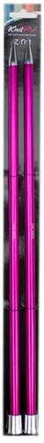 Knitpro Zing Stricknadeln 40cm 10mm